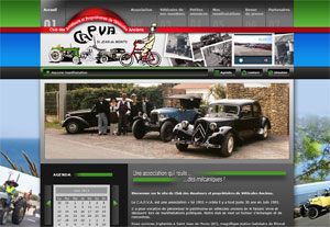 Site web Capva-vendee